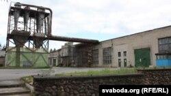 На тэрыторыі Ружанскай мэблевай фабрыкі