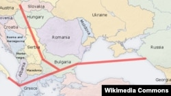 The South Stream gas pipeline has opened a new front in the dispute between Brussels and Moscow.