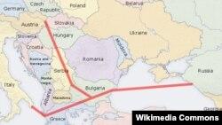 Во владата велат дека се договориле со Русија, еден крак од гасоводот Јужен тек да влезе во Македонија.