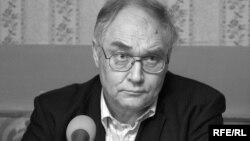 """Лев Гудков, """"Левада"""" борборунун директору."""