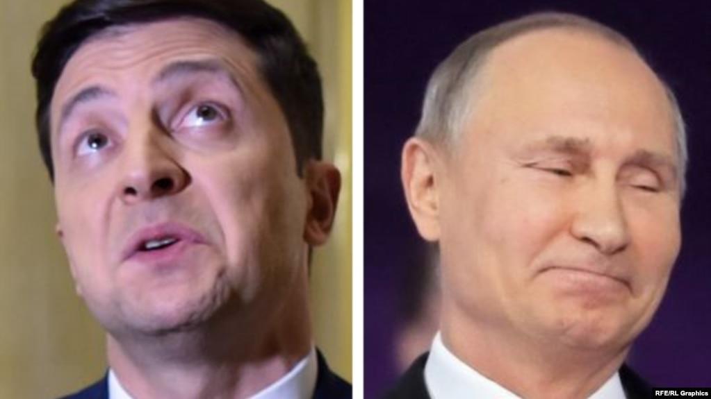 Putin Zelenskiy-ni təbrik etməyə 'hazır deyil'