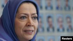 مریم رجوی میگوید تغییر دموكراتیك در ایران اجتنابناپذیر، و ایران آزاد در چشمانداز است.
