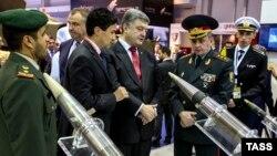 Президент України Петро Порошенко під час візиту до ОАЕ, ілюстраційне фото