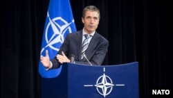 Генэральны сакратар НАТО Андэрс Фог Расмусэн