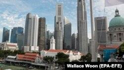 Сингапур.
