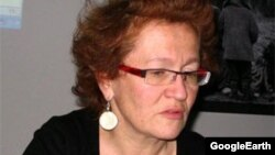 Журналист Виктория Ивлева.