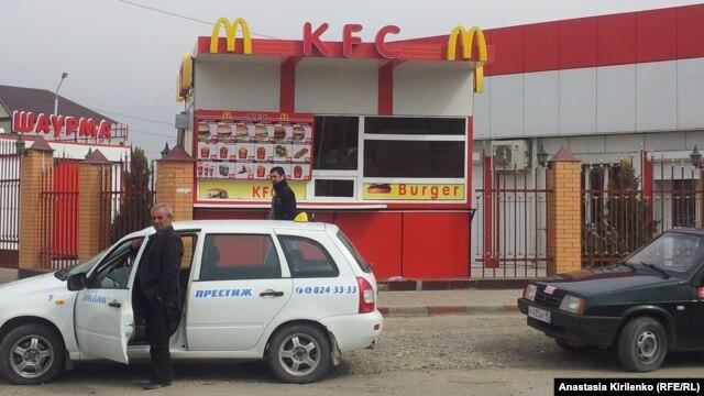 Самая популярная работа в Грозном – такси