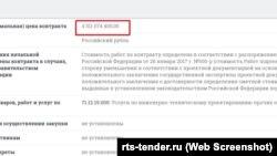 Вартість проектування системи безпеки на майбутньому мості склала понад 4,5 мільярди рублів