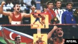 2004-cü il Afina Olimpiadasının qalibi Fərid Mansurov