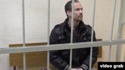 Ільдар Дадін став першим засудженим у Росії за статтею про порушення правил проведення мітингів