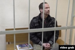 Ильдар Дадин в суде