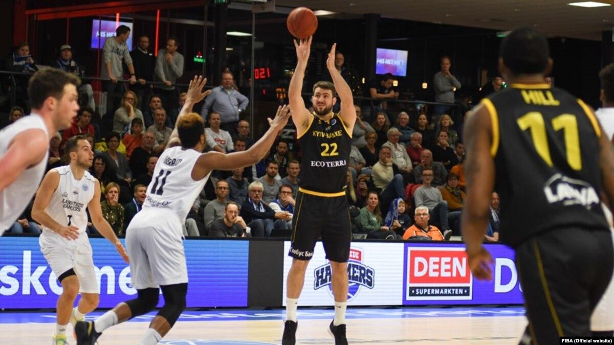 Спорт за неделю: победа «Киев–Баскета», золотая Дефлімпіада и непобедимая Харлан