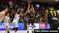 «Київ – Баскет» розпочав другий етап групового раунду Кубку Європи ФІБА з перемоги