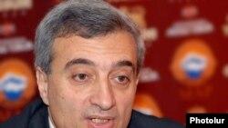 Директор Института истории Ашот Мелконян