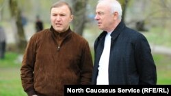 Мурат Кумпилов и Аслан Тхакушинов