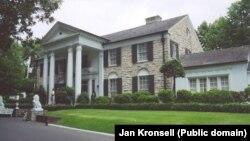 Գրեյսլենդ, Էլվիս Փրեսլիի տունը, այժմ թանգարան է, Մեմֆիս, Թենեսի, ԱՄՆ