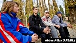 Робітники з різних регіонів Росії, котрі прибули на олімпійські будови Сочі