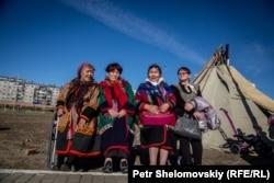 Дудинка, Красноярский край, Всемирный день коренных народов, 6 августа 2016 года