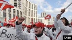 «Им выдали по майке, им выдали по кепке и у них остались замечательные воспоминания о том, как они из своей Пензы приехали в столичный город и постояли на Ленинском проспекте. Это, конечно, похороны проекта»