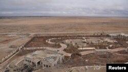 Нерӯҳои Сурия чанде пеш шаҳри Палмираро ҳам гирифтанд.