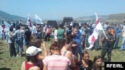Спустя год в Грузии по-прежнему не сомневаются в том, что Россия - оккупант