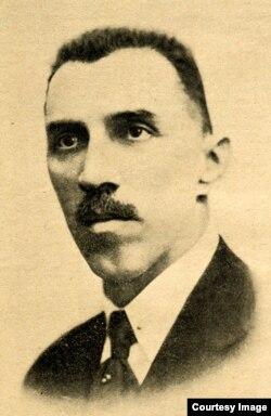Pantelimon Erhan (Foto: Gh. V. Andronachi, Albumul Basarabiei în jurul marelui eveniment al unirii, Chișinău, 1933)