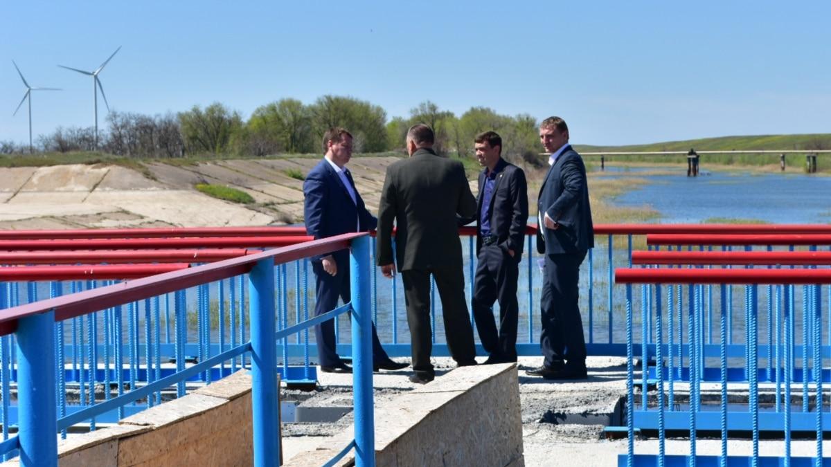 Замена Северо-Крымского канала: одобрен новый важный проект