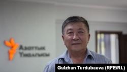 Талант Кушчубеков, Кыргызстандын тышкы иштер министринин мурдагы орун басары.