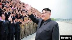 Lideri i Koresë së Veriut, Kim Jong Un