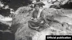 """კადრი კინოფილმ """"ქრისტინედან"""" (1918)"""