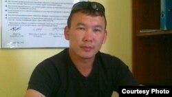Житель Жанаозена Жалгас Шалгынбаев, находится под арестом с 24 декабря прошлого года.