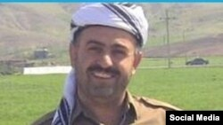 Heydar Ghorbani, a Kurdish political prisoner, is in danger of imminent execution. FILE PHOTO.