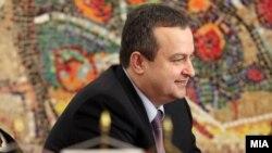 Голова ОБСЄ Івіца Дачич