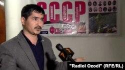 Шаҳрзоди Амин, рӯзноманигори тоҷик.