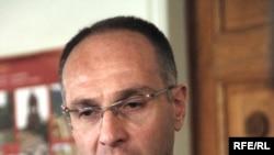 Parliament deputy chairman Mikheil Machavariani