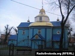 Свято-Успенська церква в центрі Рівного пам'ятає Івана Гонту