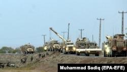 NATO-nyň Aýgytly goldaw missiýasynyň harbylary, Owganystan