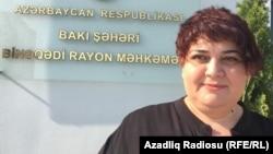 Ադրբեջանցի հետաքննող լրագրող Խադիջա Իսմայիլովա, արխիվ
