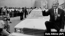 Лі Якокка був очільником Ford та Chrysler