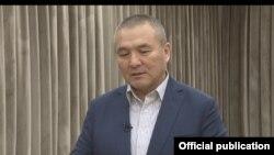 Жамшитбек Калилов.