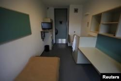Камера тюрьмы в Швенингене