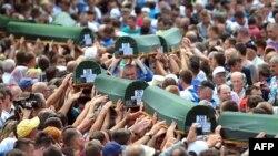 Srebrenica 11. juli 2013. godine