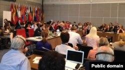 Конференція, організована ОБСЄ. Відень, 15 червня 2015 року
