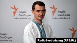 Координатор громадського комітету «Кубань з Україною» Сергій Пархоменко