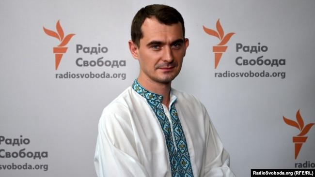 Сергій Пархоменко, директор Центру зовнішньополітичних досліджень