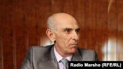Гериханов Вадуд, Нохчийчоьнан къоман политикан департаментан куьйгалхо
