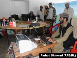 The group allows and facilitates government officials to make identity papers to tribesmen in Khyber's Tirah Maidan region.