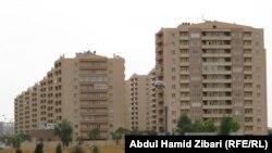 مشاريع استثمارية للاسكان في اربيل