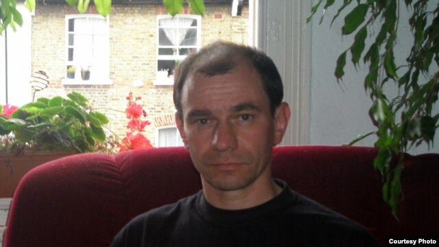 Игорь Сутягин, Лондон