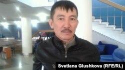 Абдул Сулеймен, инвалид второй группы. Астана, 27 марта 2014 года.